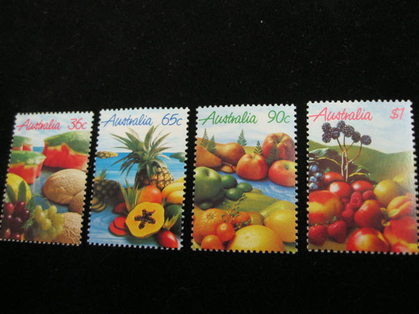 1987 - Fruit Set