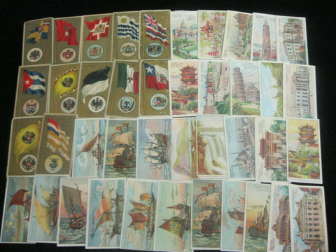 Cigarette Card Lot