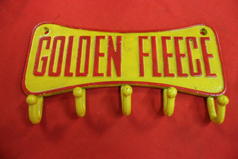 Golden Fleece Key Rack
