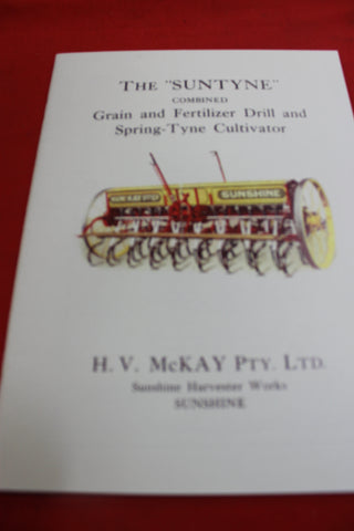 "The "" Suntyne "" Catalogue"