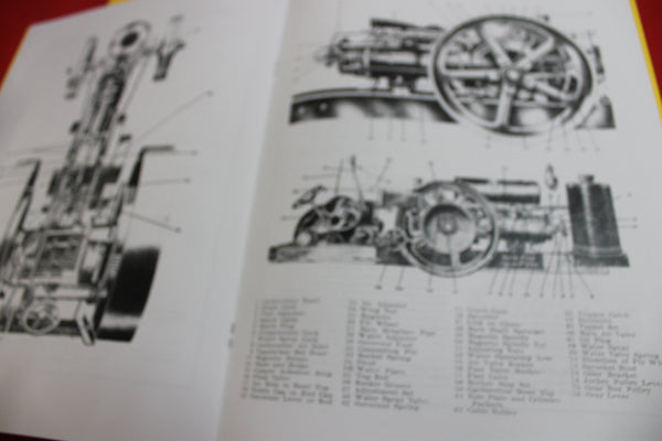 Jelbart Engine Instruction Manual