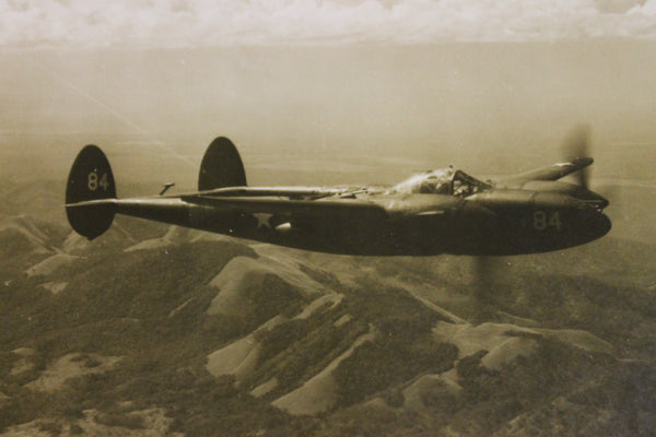 WW2 - Lockheed Lightning Photo