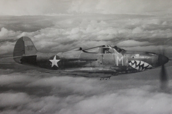 WW2 - Aero Cobra Photo