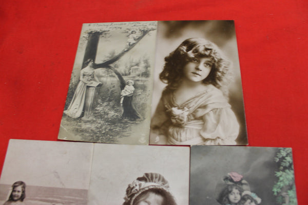 5 - Assorted Postcards