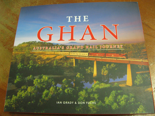 New Release - The Ghan .