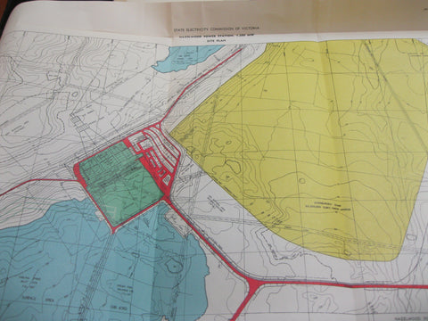 1950's - Proposed Hazelwood Power Station Report