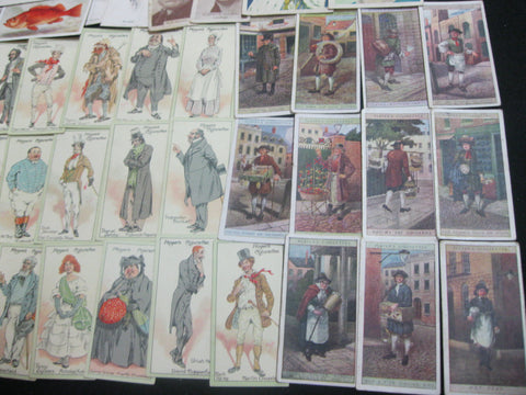 65 - Assorted Cigarette Cards