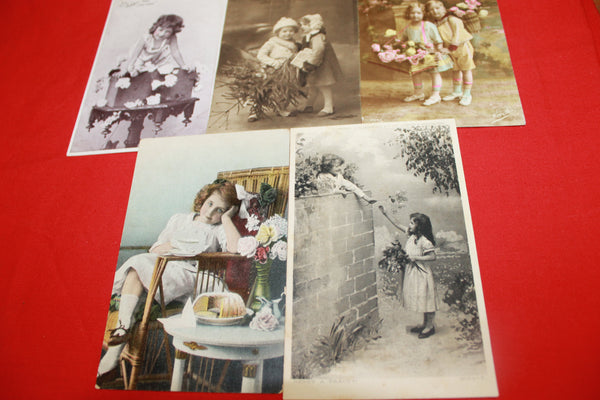 5 - Early 1900's Postcards