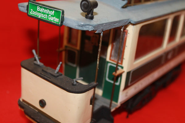 Handmade German Tram