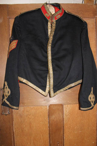 1890's - NSW Artillery Mess Jacket and Vest