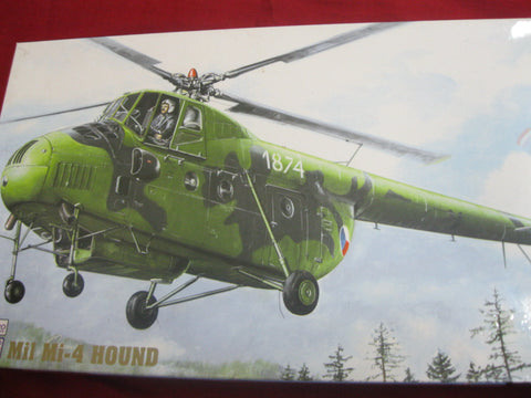 1:72 - Master Craft Mi-4 Hound Helicopter Kit