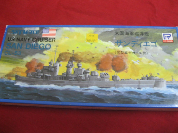 1:700 - Sky Wave US San Diego Cruiser Kit