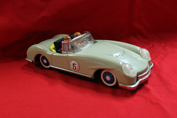 1960's - Friction Drive Tinplate Sports Car