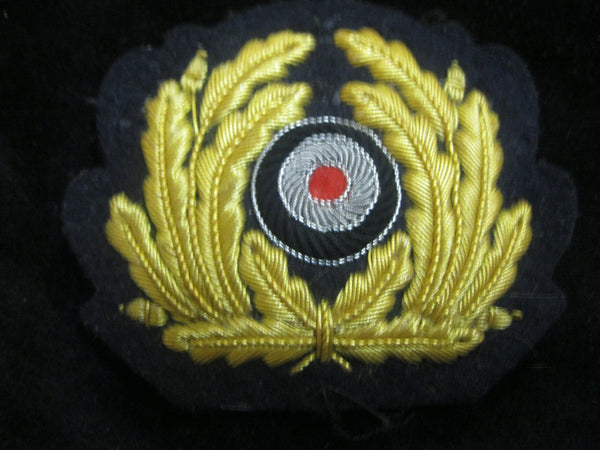 German Naval Bullion Patch