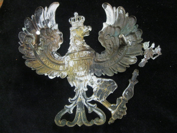 Imperial German Pickelhaube Plate