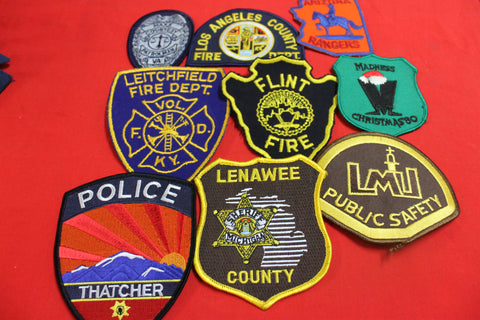 9 - Community Services Patch Lot