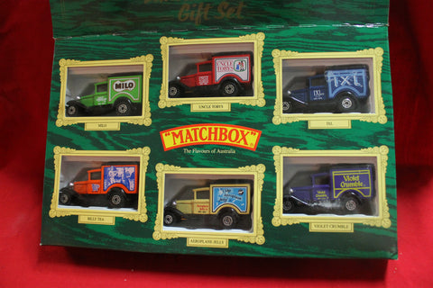 Matchbox - The Flavours of Australia Set