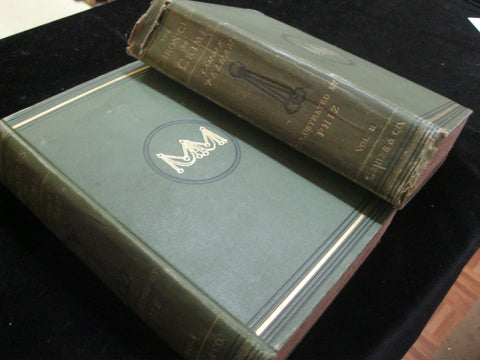 1887 - The Chronicles of Crime - 2 Volume Set