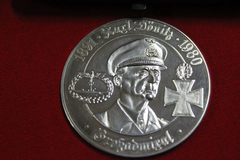 1891-1980 - Karl Donitz Medallion