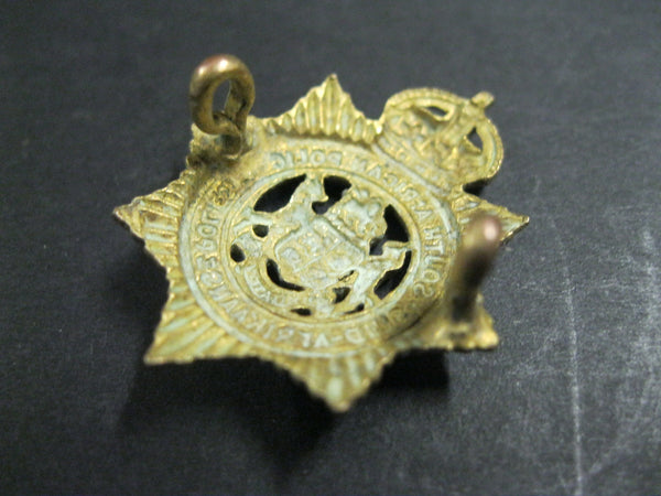 South African Police K/C Collar Badge