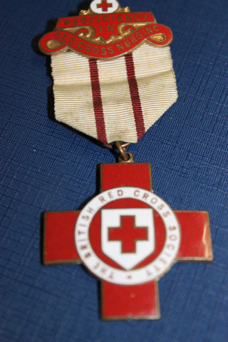 British Red Cross Nursing Proficiency Medal