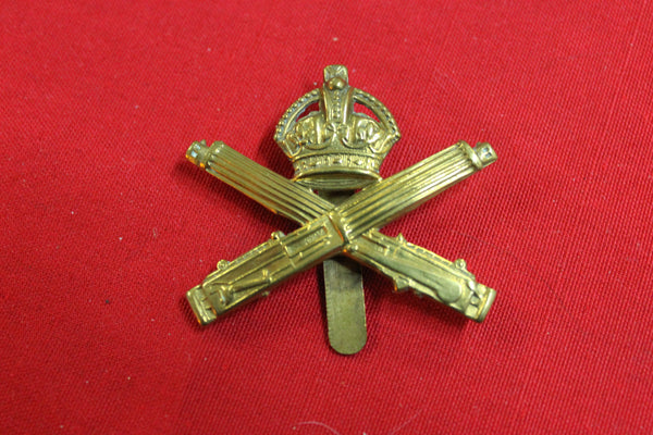 Royal Machine Gun Corps Cap Badge