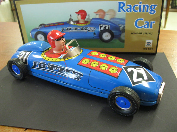 Clockwork Racing Car