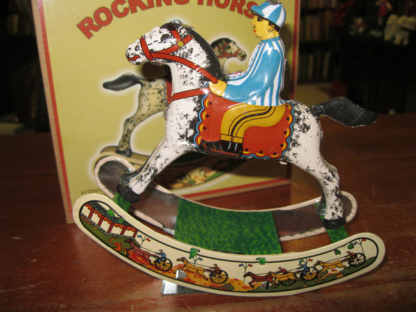 Clockwork Rocking Horse