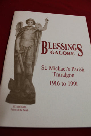 Blessings Galore - St Michael's Parish Traralgon