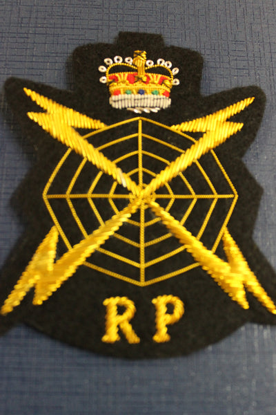 Bullion - Radar Plotter Badge