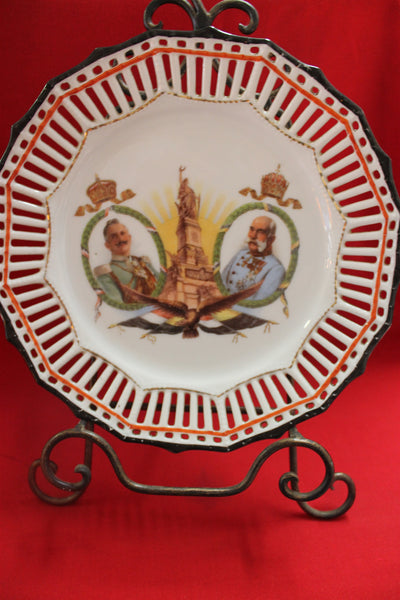 WW1 - German Hindenberg Plate