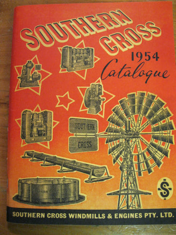 1954 Southern Cross Catalogue - Reprint