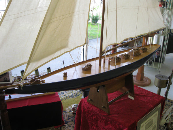 Very Large Model Yacht.