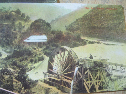 Walhalla Post Cards - Reprint.