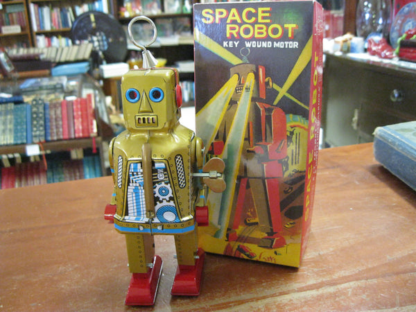 Space Robot.