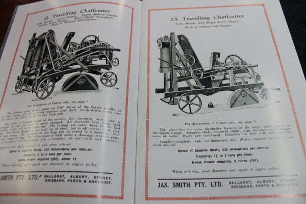 Jas - Smith Catalogue of Agricultural Machinery