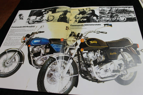 Norton - 850 Brochure