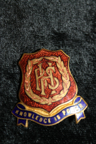 BHS School Badge