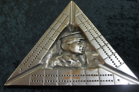 WW1 - Sir John Monash Cribbage Board