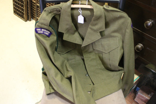 Australian Vietnam ERA Jacket 1968 Army Survey Corps