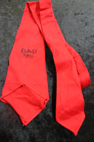 WW1 - Wounded Soldier's Tie