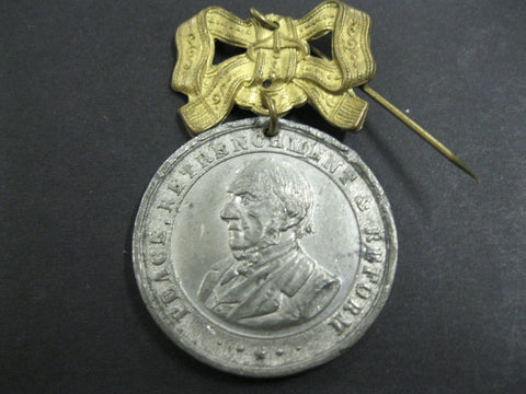 1884 - French Medal .