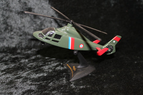 Dauphin Dieacst Helicopter