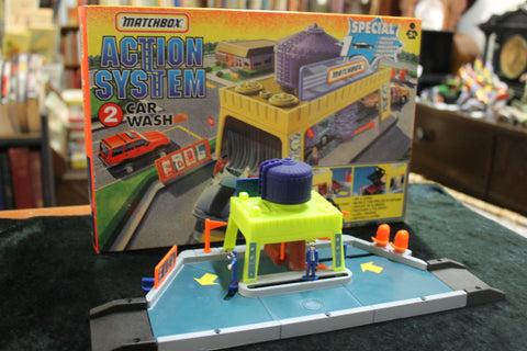 Matchbox Action System Car Wash