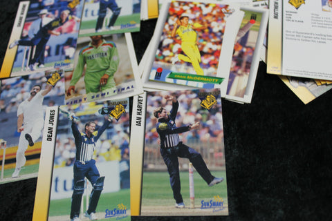 60 Plus - 1993 Cricket Cards