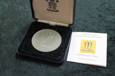 2002 - Commonwealth Games Participation Medal