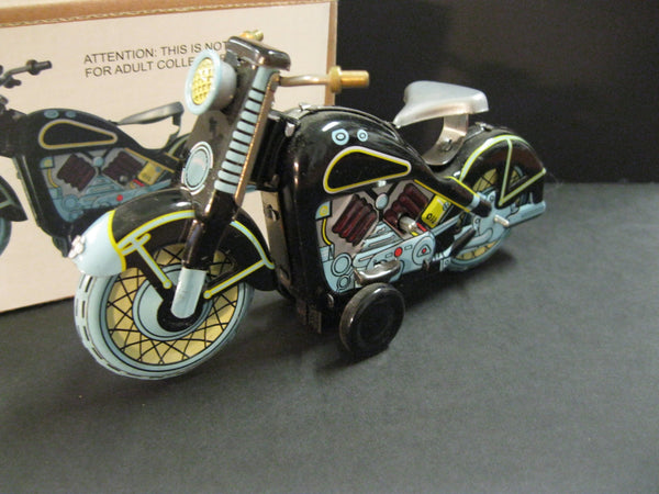 Small Clockwork Motor Bike
