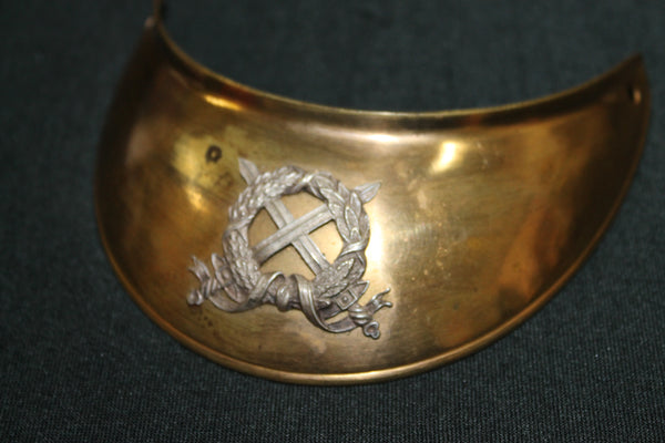 1830's - French 2nd Empire Gorget