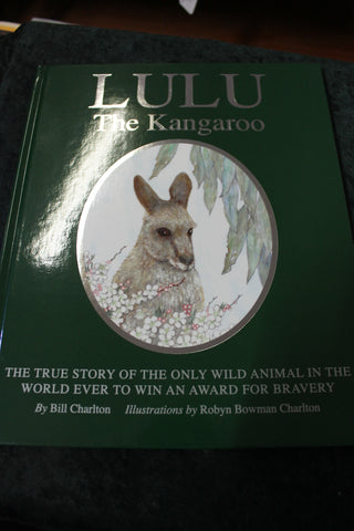 Lulu The Kangaroo