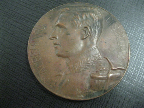 1924 - Belgium International  Expo Medallion